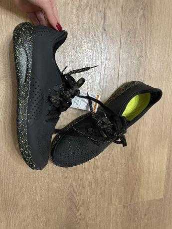 Новые оригинальные мужские кроссовки crocs 46 размер