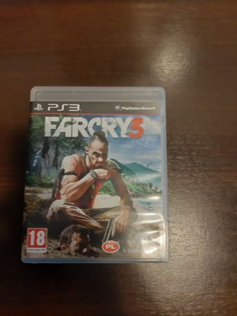 PS3 FARCRY 3 / PlayStation 3