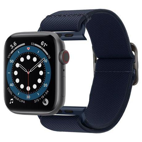 Capa Smartwatch Spigen Apple Watch 2/3/4/5/6/Se (42/44Mm) - Azul Marinho