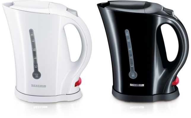 Низкая цена Электрический чайник SEVERIN WK 3482 Германия 2200вт.