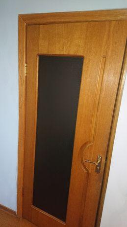 Дверь деревянная 800мм