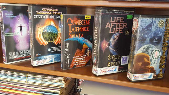 Odwieczne tajemnice świata  Paranormalne  kaseta VHS