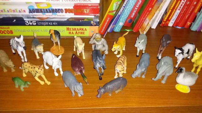 """Коллекция игрушек"""" Животные"""""""