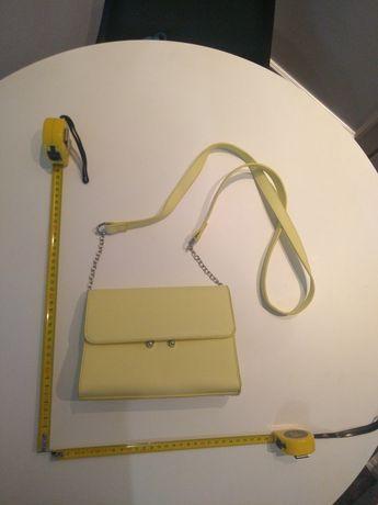 Torebka Orsay żółta