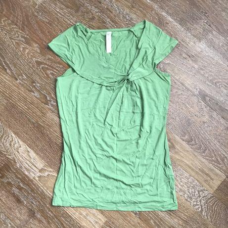 Трикотажна футболка блуза
