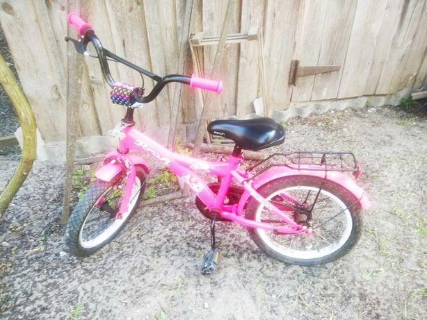 Продам Детский 2- ух колесный велосипед Profi  Star 16 для 4-6 лет