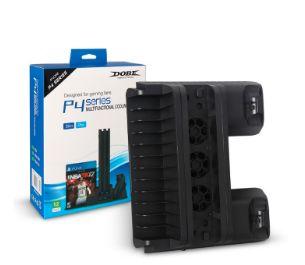 Stacja Ładująca Pionowa Ładowarka PS4 Pro Slim