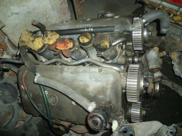 Двигатель, мотор Альфа Ромео 2,5 литра, Busso. Alfa Romeo 2,5.