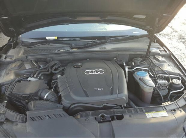 Audi A4 B8 двигатель двигун cjc 2.0 tdi мотор розборка кпп авторозборк