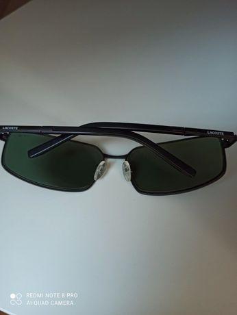 Oryginalne damskie okulary przeciwsłoneczne Lacoste