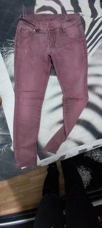 Vários tipos de calças