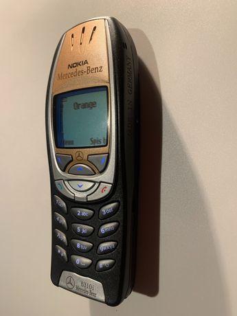 Nokia 6310i Mercedes-Benz, uyżwana