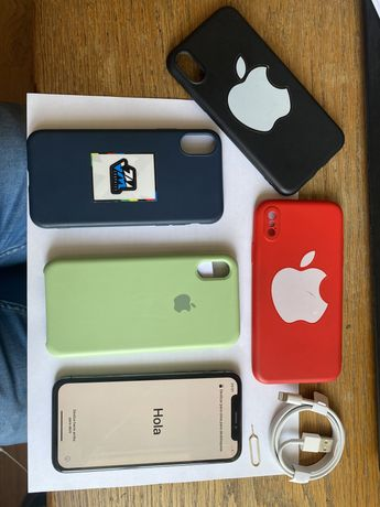 Vendo iphone X - 64 gb