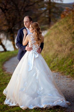 Весільна сукня Jeneva (Milla Nova)
