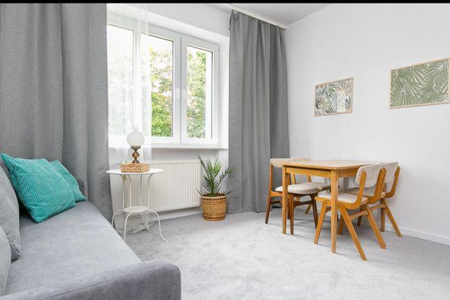 Pokój Sopot w małym mieszkaniu