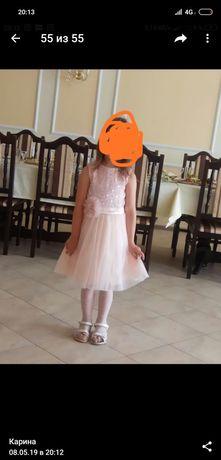 Продам платье фирмы Модные детки одето один раз