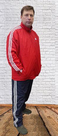 ADIDAS мужской спортивный костюм большого размера