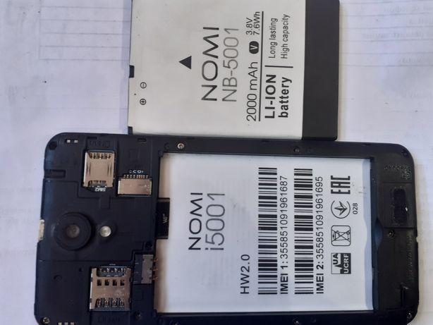 Nomi i5001 продаю на запчасти.