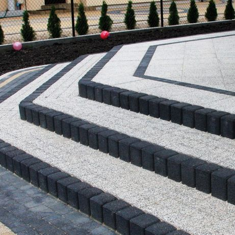 K0 Palisady betonowe do ogrodu każdy kolor!