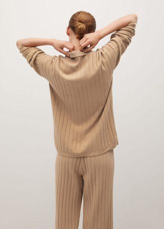 Джемпер поло свитер Mango