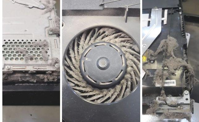 Limpeza e troca de pasta térmica Ps4 ou computador