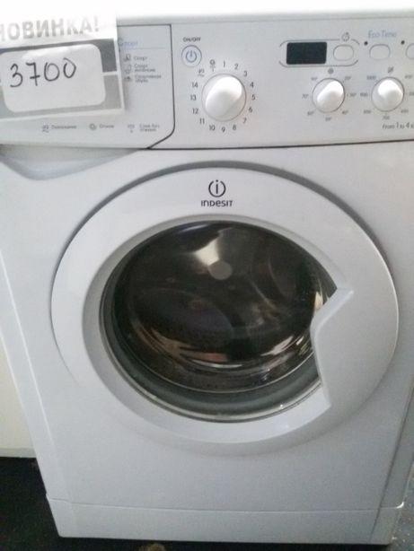INDESIT узкая стиральная машина б/у