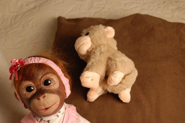 Reborn обезьянка