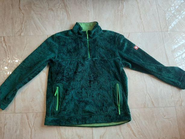 Strauss Engelbert fibre twin bluza z miśkiem ciepła XL STAN JAK NOWA !