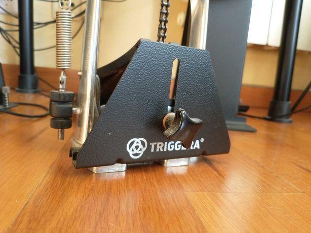 Triggers Triggera Krigg para pedal de bateria eletrónica