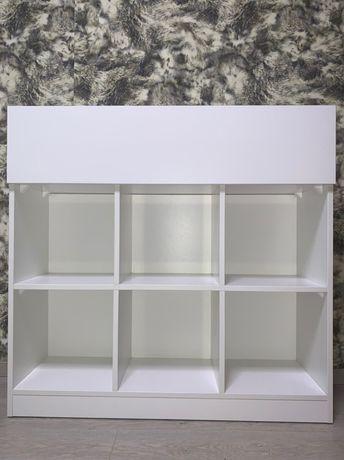 Продам стеллаж шкаф под вещи или виниловые пластинки
