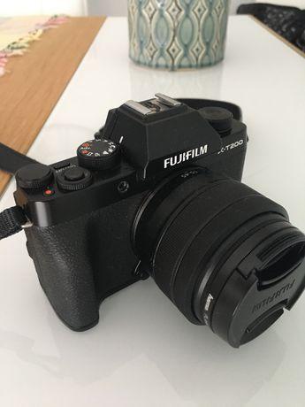 Fujifilm x-t200 como nova