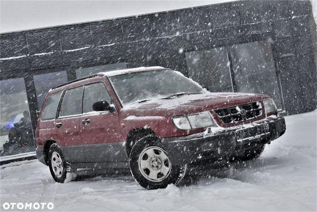 Subaru Forester 2.0 Benzyna 4x4 Alufelgi Centralny Zamek Kredyt