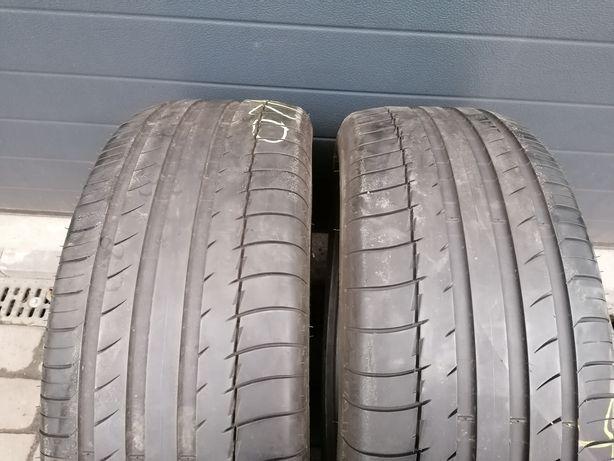2x 255/45R20 101W Michelin Latitude Sport
