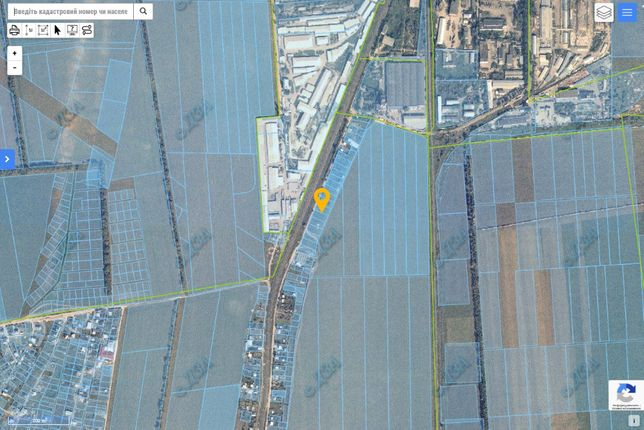 Продам земельный участок 1га, Прилиманское, под склады
