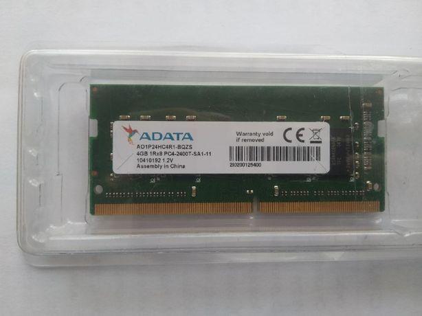 Adata SO-DIMM 4GB, озу для ноутбука