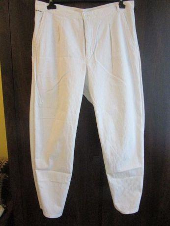 Sprzedam białe spodnie
