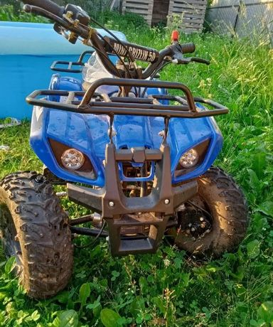 Детский бензиновый квадроцикл Motax ATV Grizlik