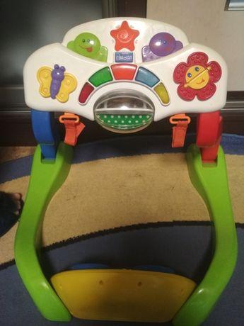Развивающий комплекс,интерактивная игрушка chicco Duo