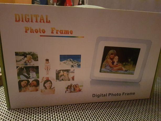 Elektroniczna ramka do zdjęć!