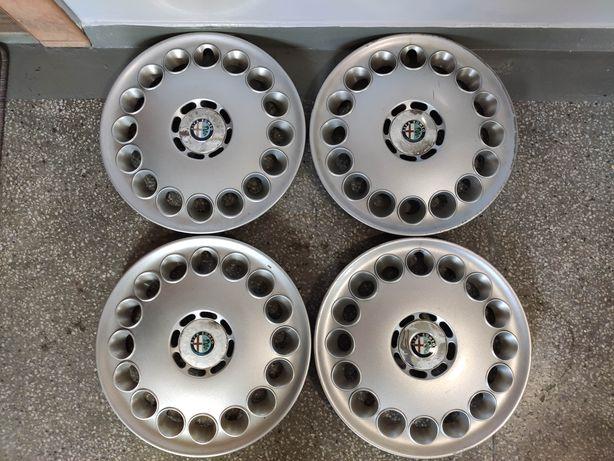 Oryginalne kołpaki Alfa Romeo 15 cali