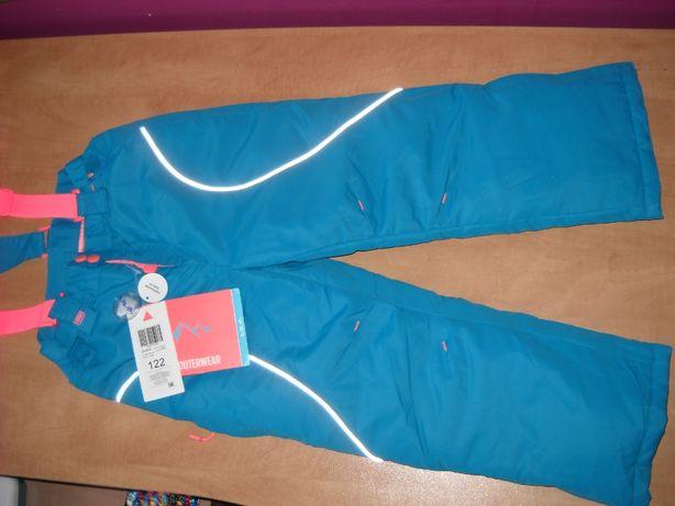 Spodnie narciarskie narciarki 5-10-15 NOWE Z METKAMI 122 W-WA