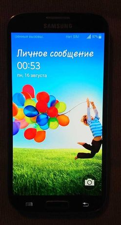 "Samsung Galaxy S4 GT-I9500 5.0"" дюйма + еще одна материнская плата"