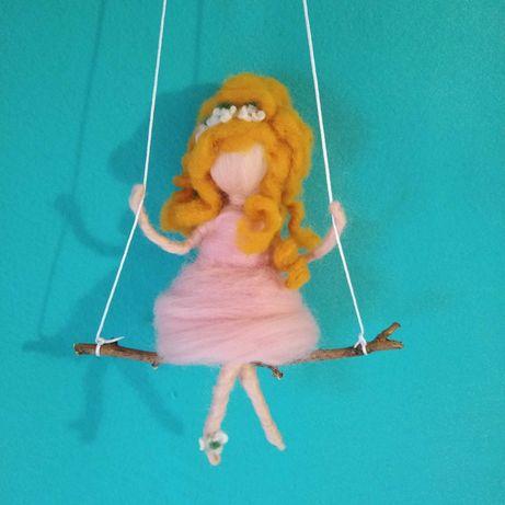Вальдорфская куколка Мечта)