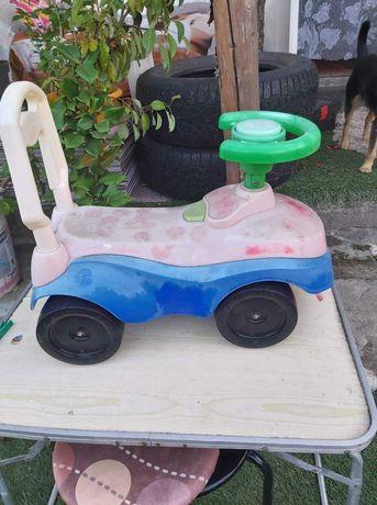Jeździk pchacz samochód duży auto autko do ogrodu podwórko samochodzik