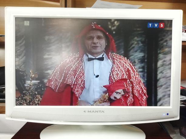 Telewizor z DVD tv Manta LCD1910 Monitor