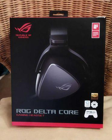 Headset Asus ROG Delta Core Gaming Preto  (novos)