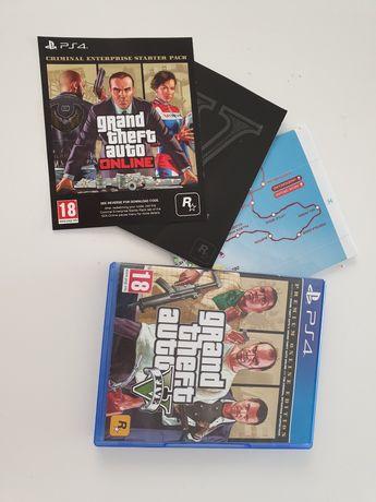 GTA 5 PS4 PL napisy