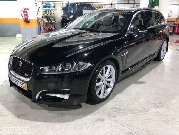 Jaguar XF Sportbrake 3.0 S