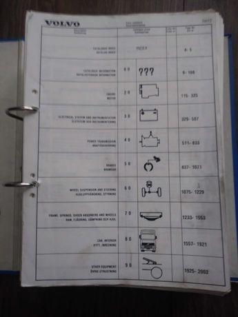 Katalog czesci VOLVO FH 12