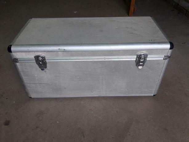 Skrzynka transportowa aluminiowa